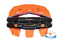 Throw - Overboard Marine Life Raft A Type 10 Person Capacity LSA Standard