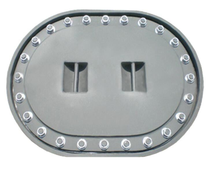 Flush Type D Marine Hatch Cover Mild Steel Material CB/T 19-2001 Standard